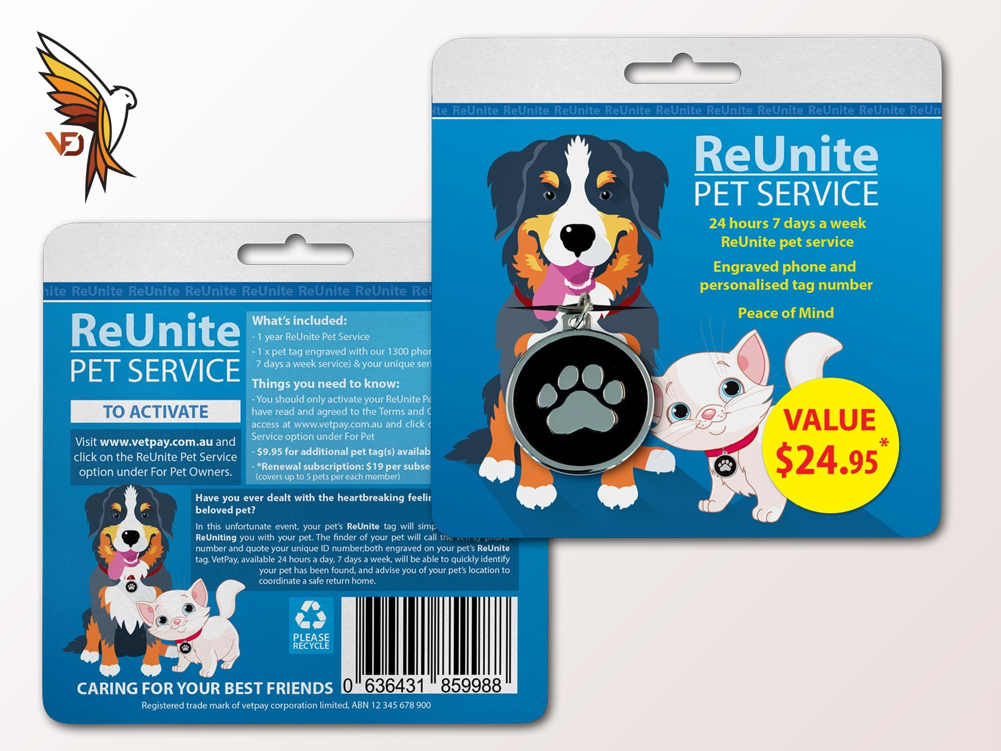 Reunite Packaging
