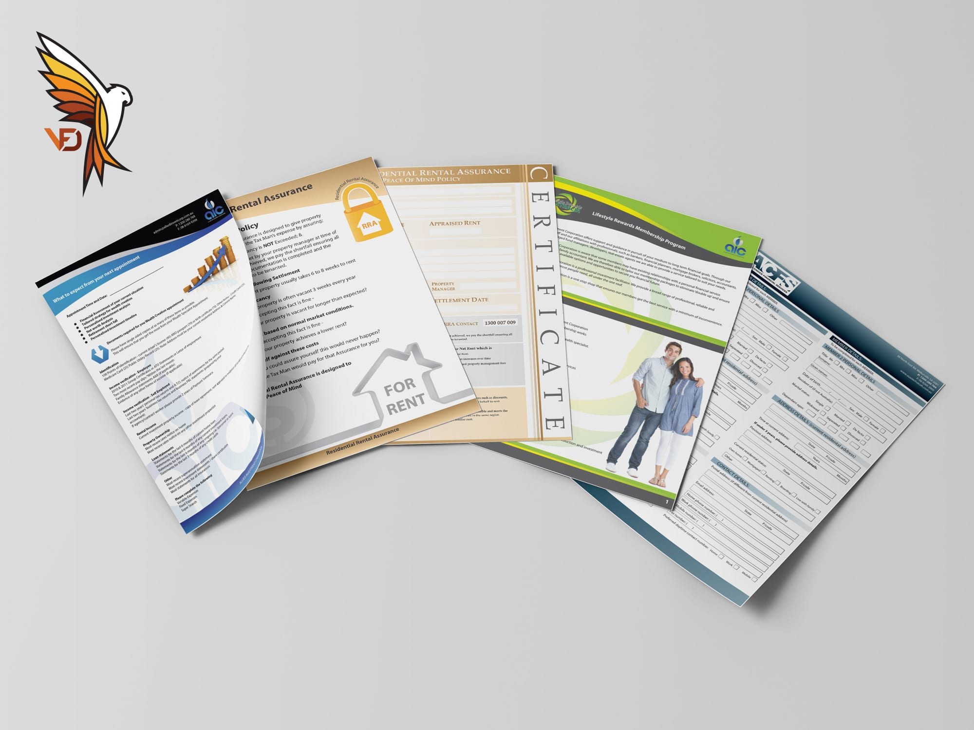AIC Document Design